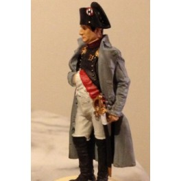 Miniature en plomb Napoléon empereur