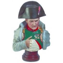 Buste Napoléon Bonaparte couleur