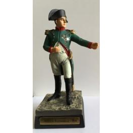 Miniature en plomb les adieux de Napoléon