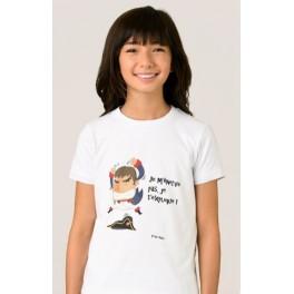 Tee-shirt enfant P'tit Napo en colère