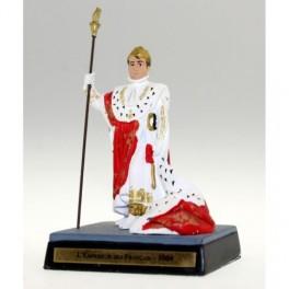 Miniature en plomb le sacre de napoleon
